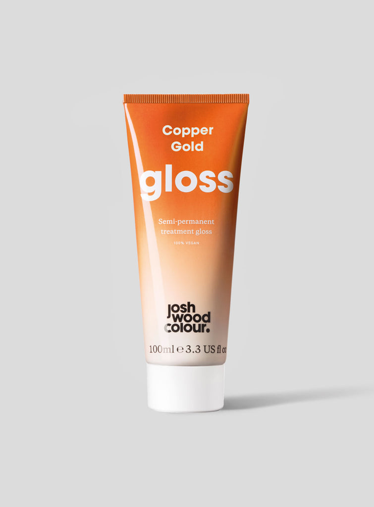 Copper Gold - Gloss - Josh Wood dark hair, klaviyo - shade - dark, klaviyo - type - gloss, light hair, naturals
