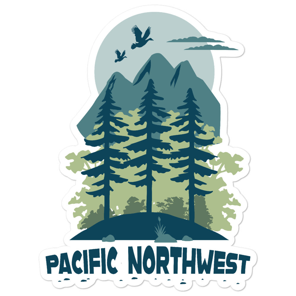 pacific northwest stickers