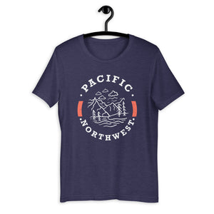 pacific northwest tee