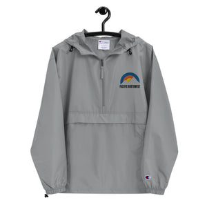 PNW Embroidered Champion Packable Jacket