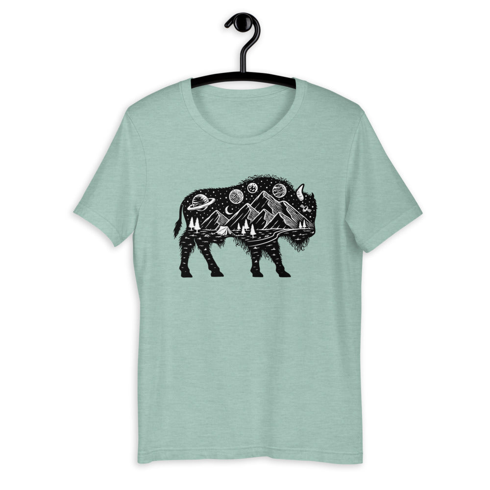 outdoorsy t-shirt