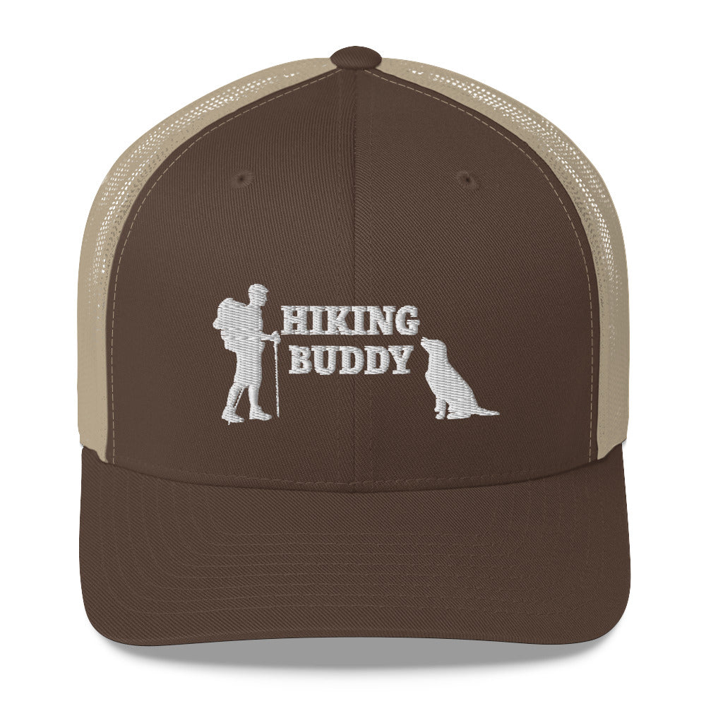 dog trucker cap