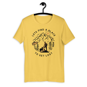 My Hiking Buddy Unisex T-Shirt
