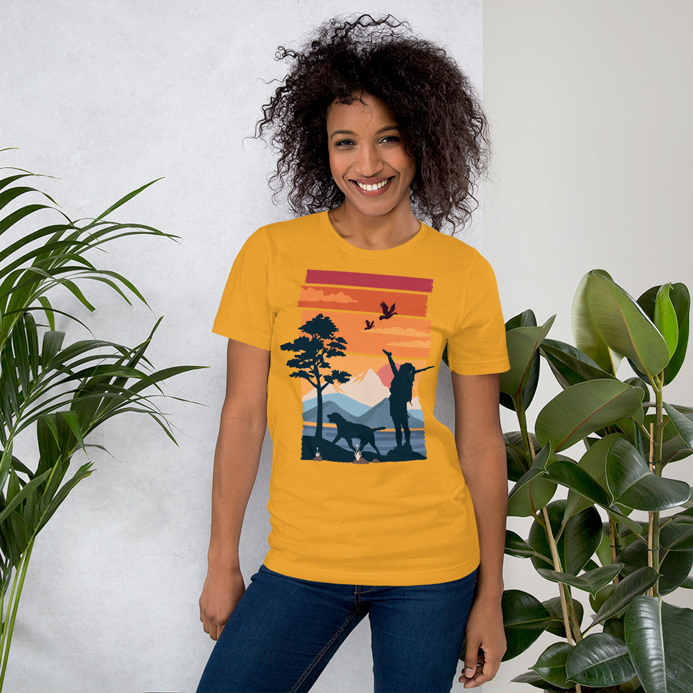 Exploring Dog Women's T-Shirt