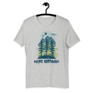 pacific northwest shirt
