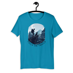 Tails on trails T-Shirt