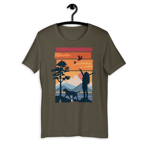 adventure dog shirt