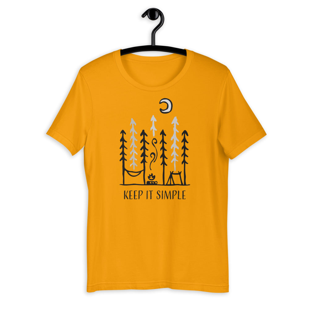 Keep It Simple Unisex T-Shirt