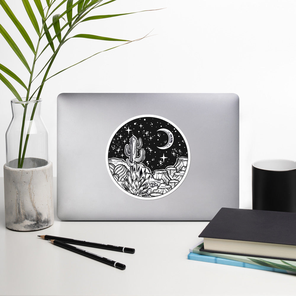 starry night stickers