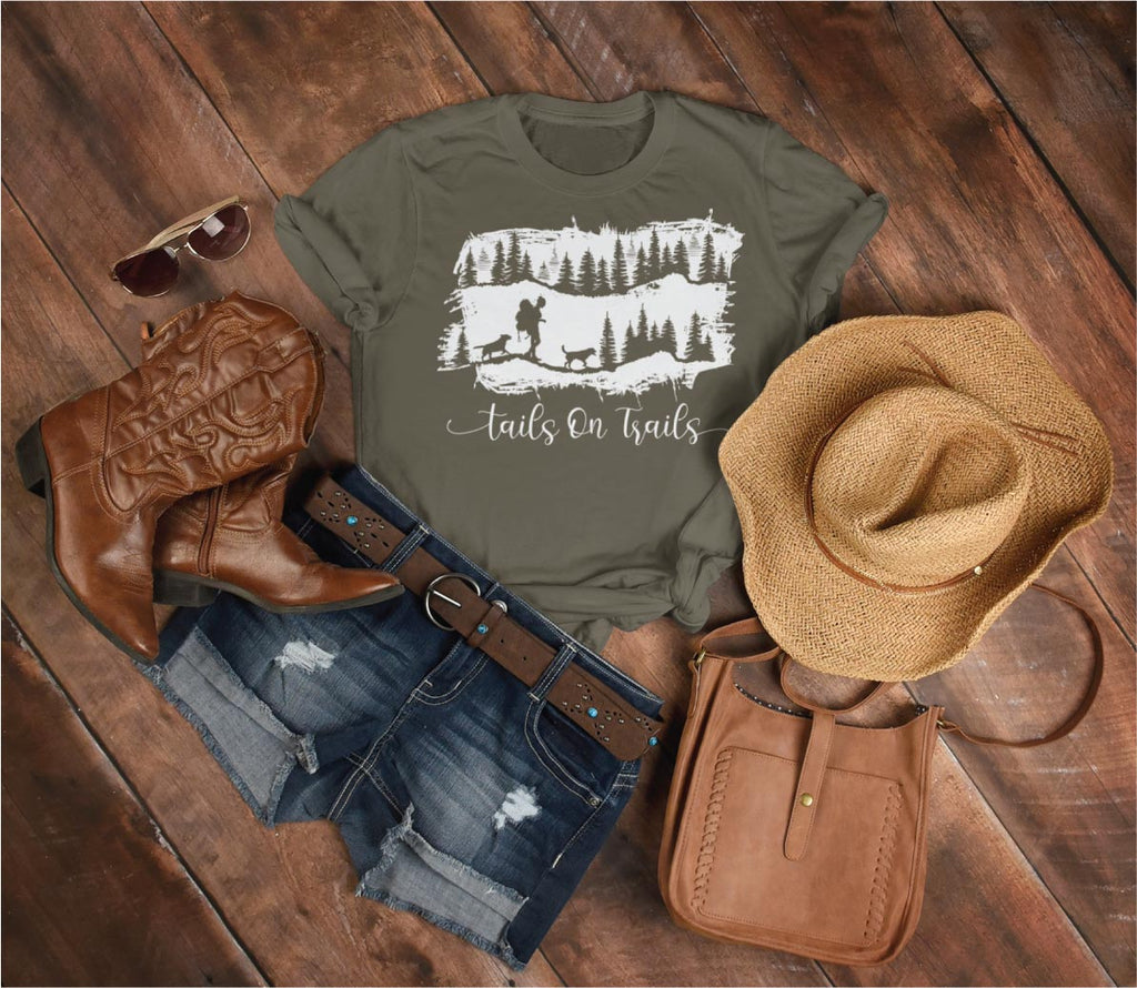 Wander With Dogs T-Shirt