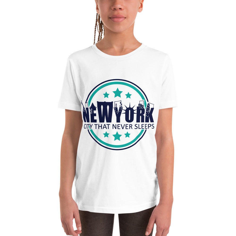 New York T-Shirts for Girls