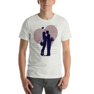 Valentine T-Shirts for Couples