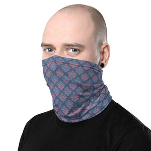 5 in 1 Face Mask - Seamless Pattern Neck Gaiter