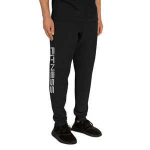 Fitness Black Joggers for Men