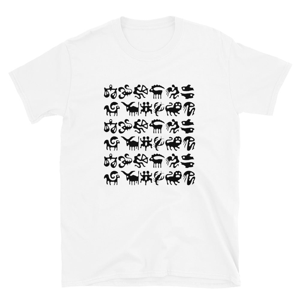 T-Shirt Zodiac Signs