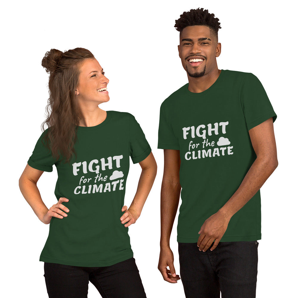 Climate Change T-Shirt Men women