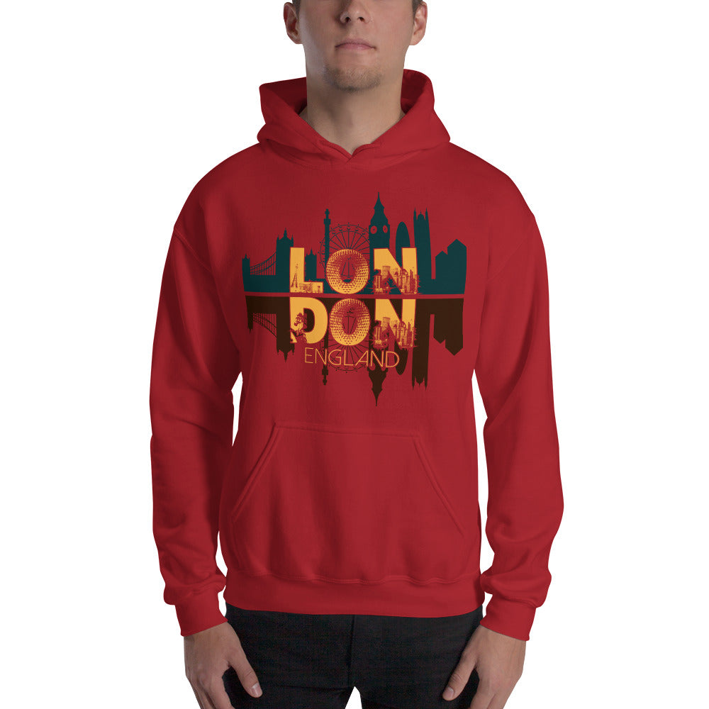 London Hoodie for Men