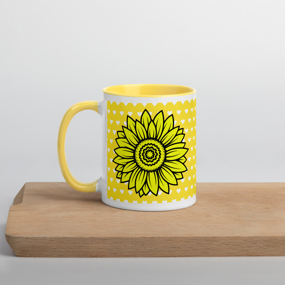 Sunflower Sunshine Mug
