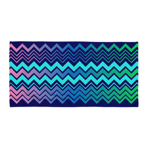 Gradient Beach Towel