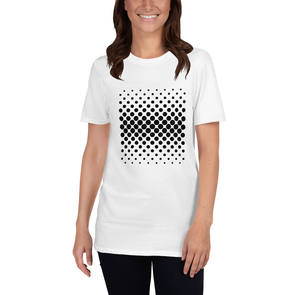 Dot Pattern T-Shirt