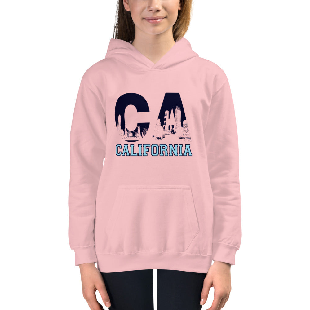 Pink California Hoodies for Girls