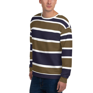 Dark Stripe Sweatshirt for Men
