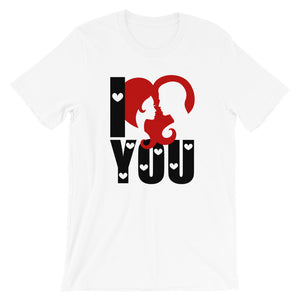Valentine's Day White T-Shirt