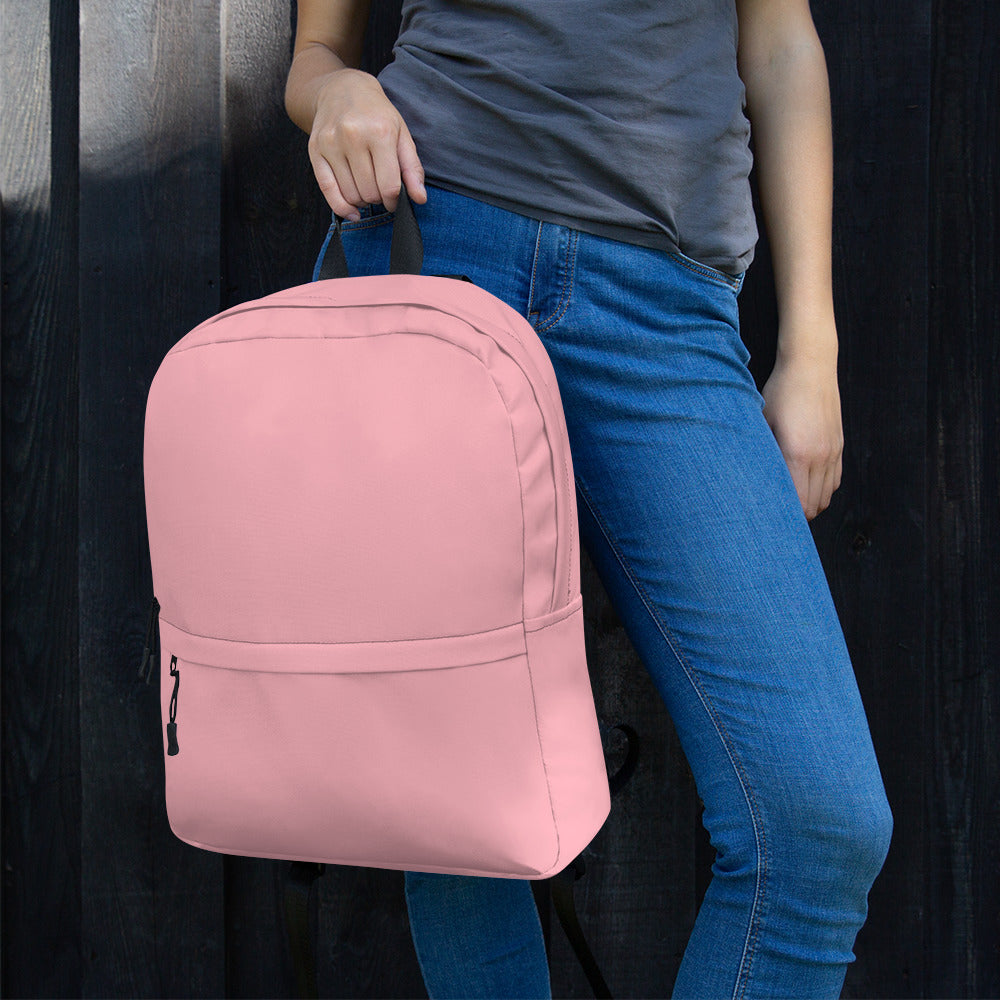 Light Pink Backpack