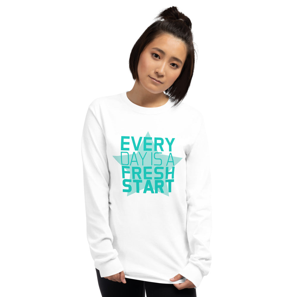 Women's Long Sleeve Shirt Fresh Start