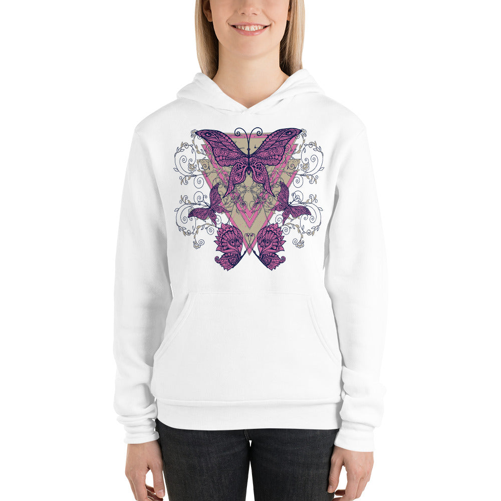 Butterfly Hoodie for Women