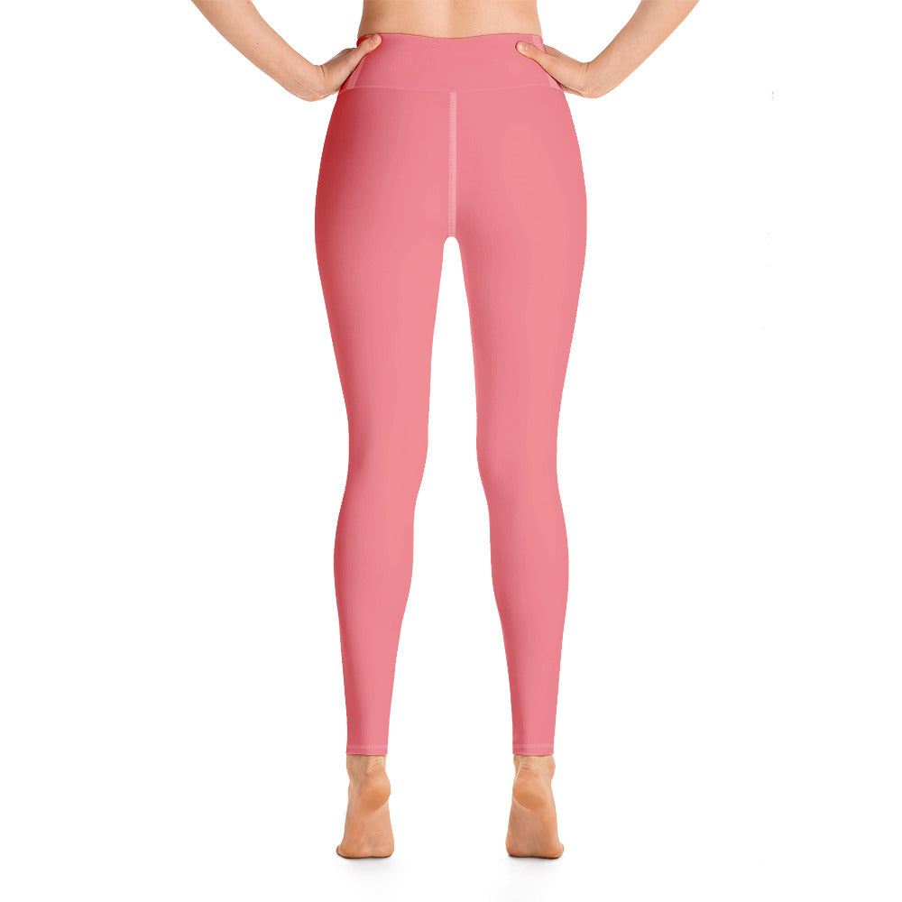 Pink Yoga Pants for Women