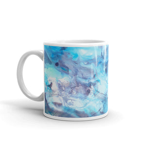 Under the Sea Marble Coffee Mug