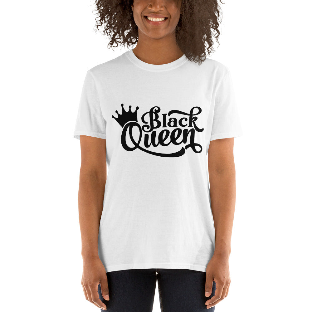 Black Queen T-Shirt for Women