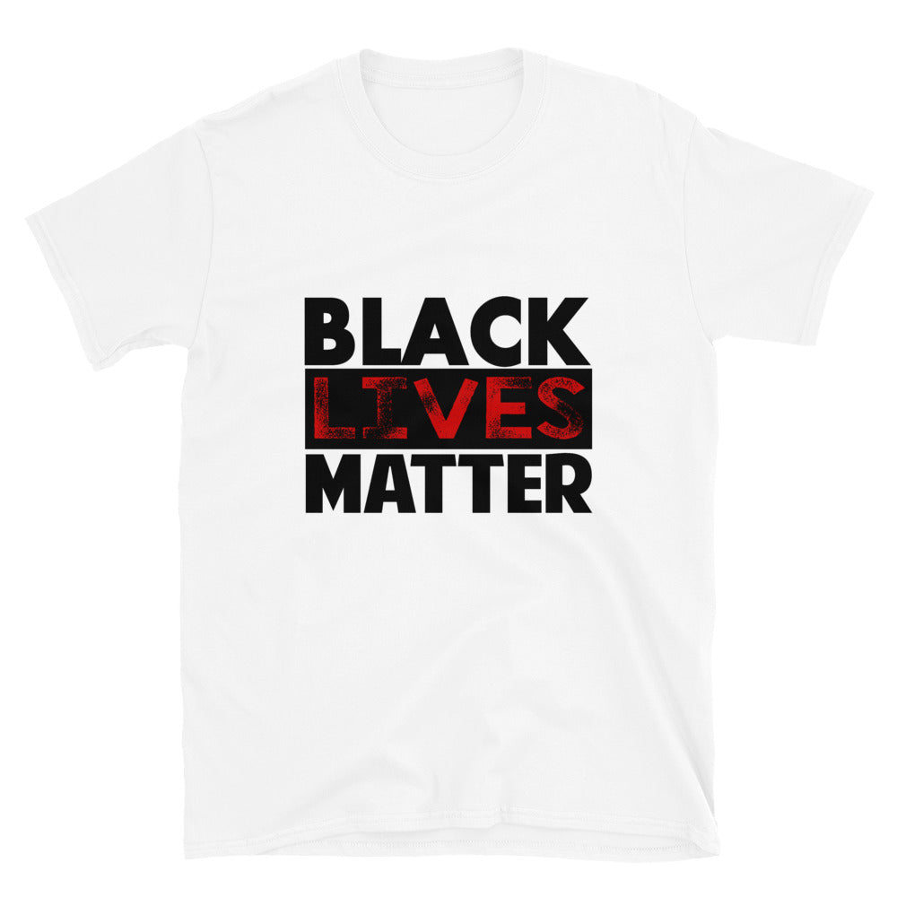 Black Lives Matter T-Shirt Men Women
