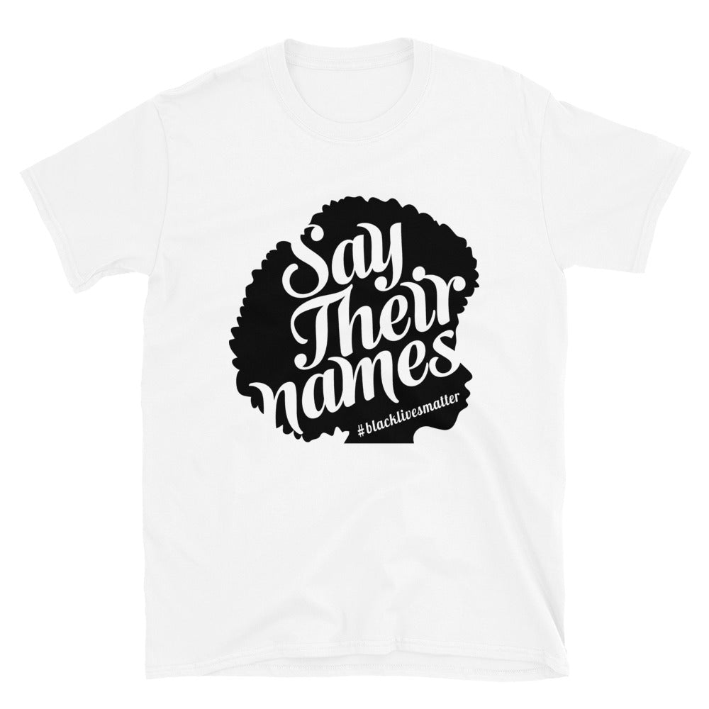 say their names shirt