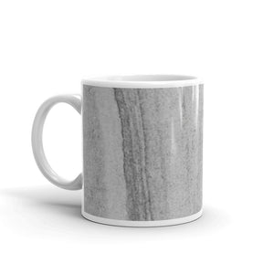 Polished Stone Marble Coffee Mug