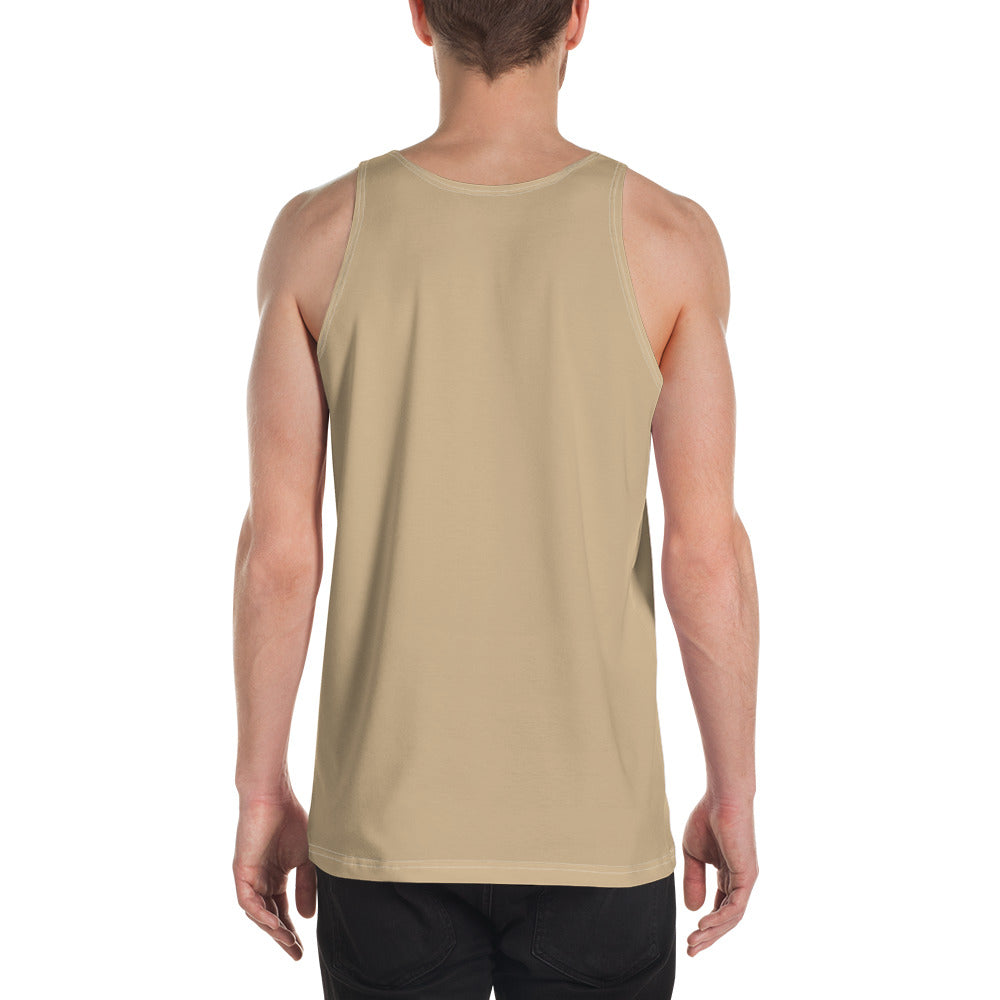 Tan Color Tank Top
