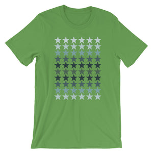 Mens T-Shirt Graphic Starry