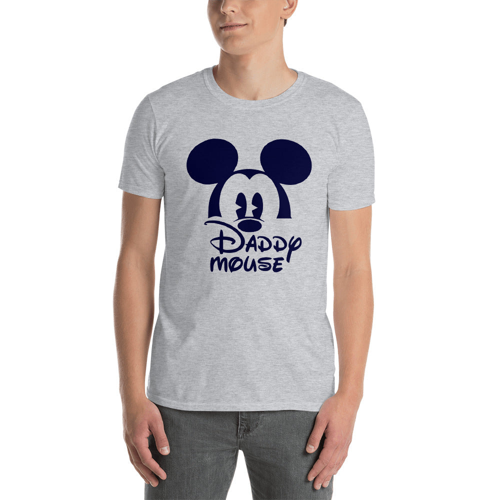 Daddy Mickey Mouse T Shirt for Men