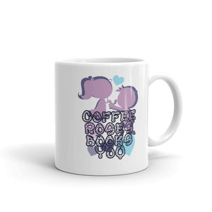 Roses Books You Coffee Mug