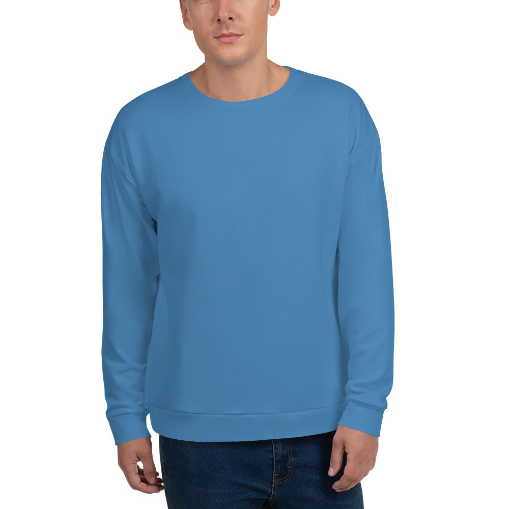 Steel Blue Sweatshirt