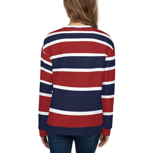 Striped Sweatshirt for Women