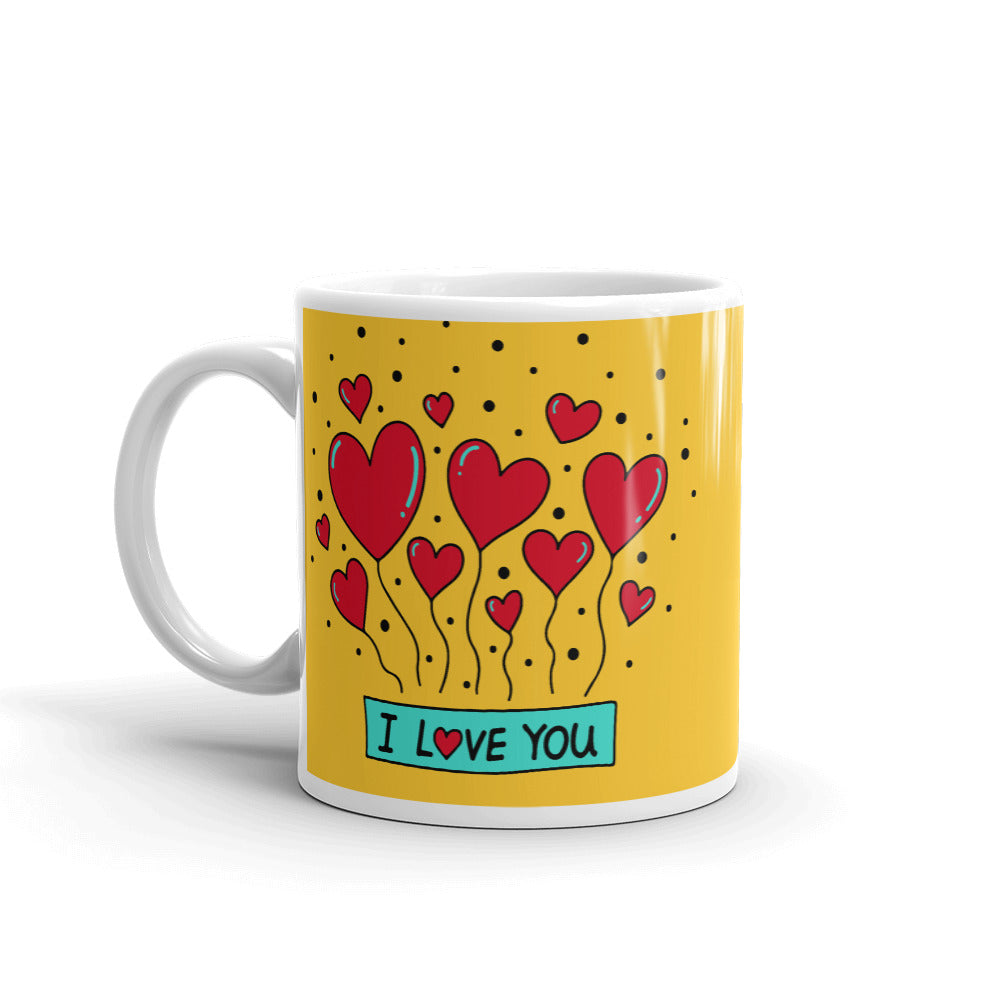 Love You Coffee Mug