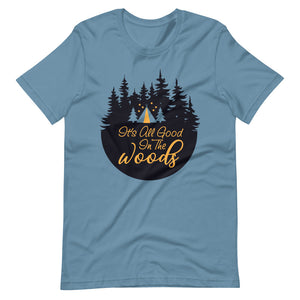 Camping in the Woods T-Shirt Men