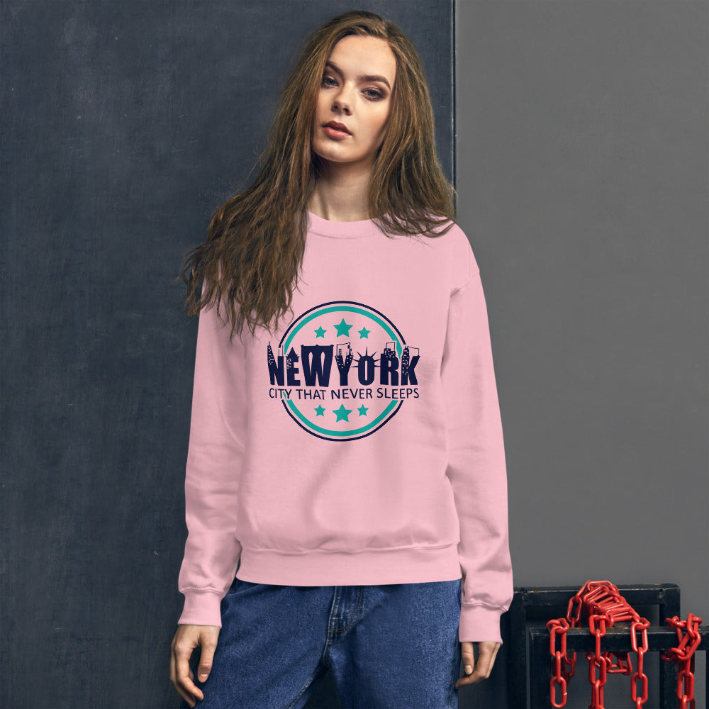 NEW YORK Sweatshirt for Women