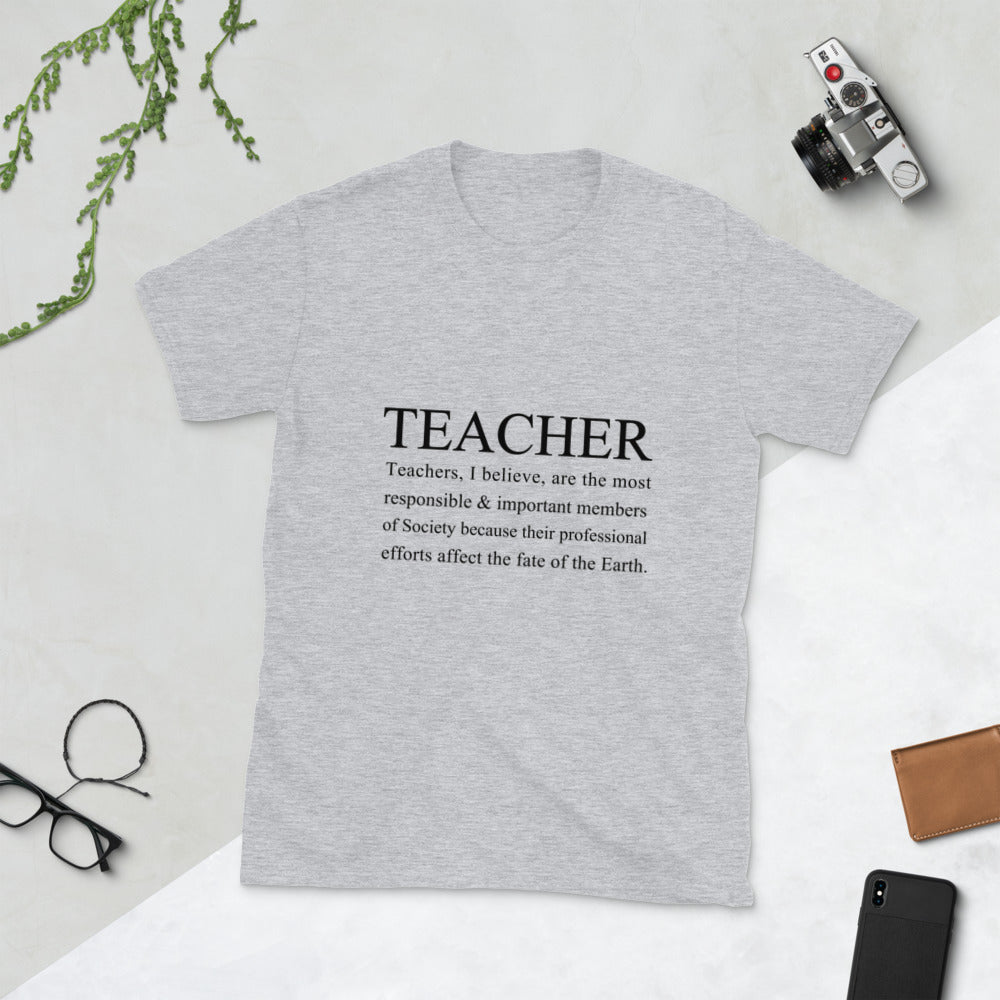 Teacher's T-Shirt