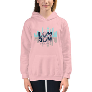 London Pink Hoodies for Girls