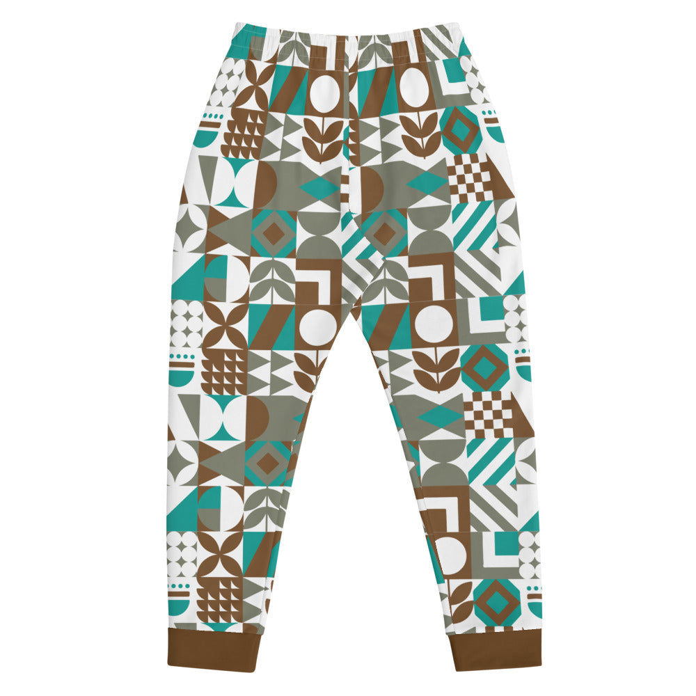 Modern abstract Pattern Men's Joggers