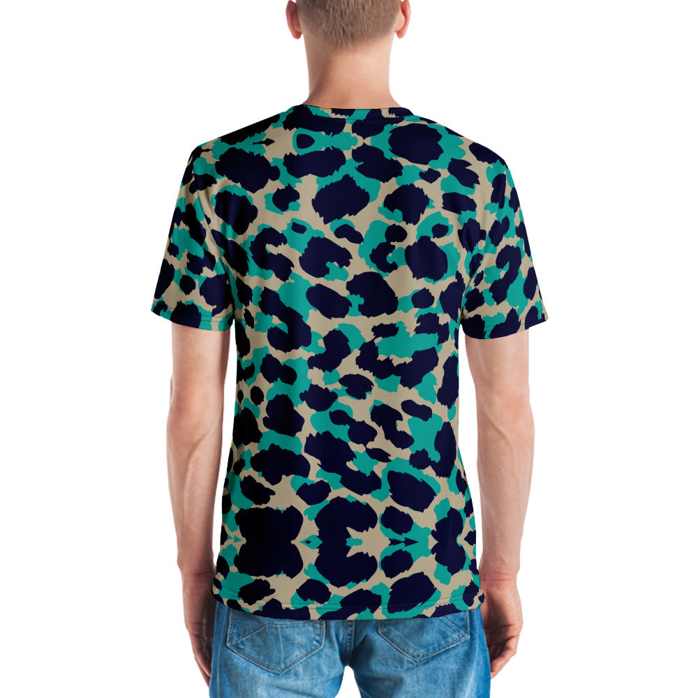 Animal Print Men's T-shirt