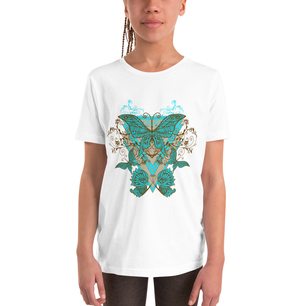 Butterfly T-Shirts for Girls
